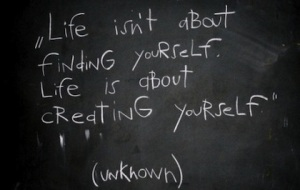 creating-yourself-picture-quote