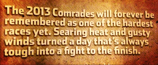 2013 Comrades RW