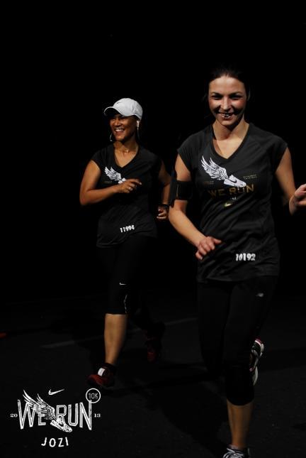 Nike We Run Jozi 10K Night Race