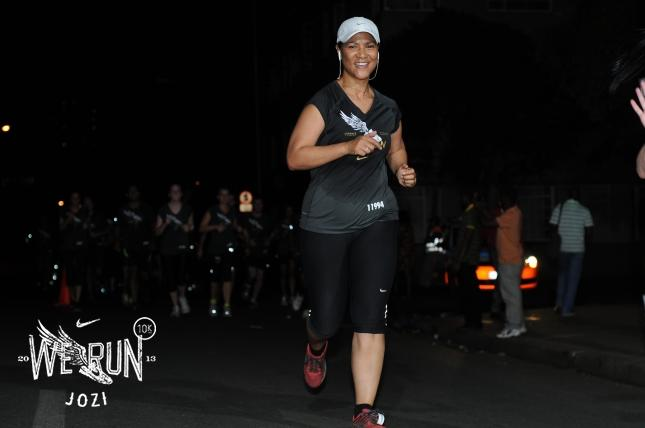 Nike We Run Jozi 10K Night Race