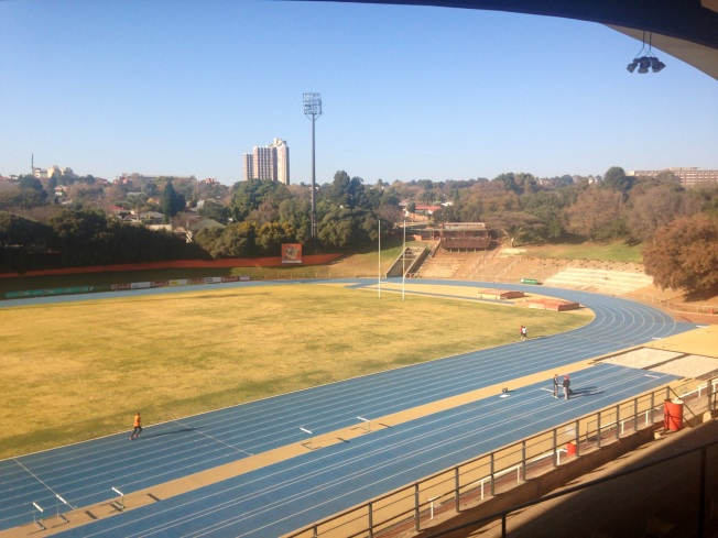 My Playground - UJ Track