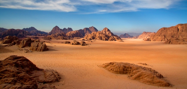 Wadi Rum, South of Jordan