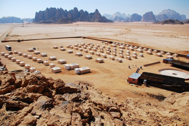 Wadi Rum Desert Camp