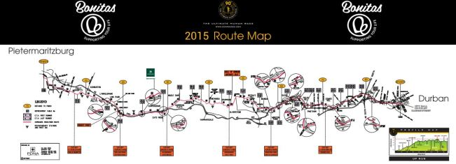 2015 Route