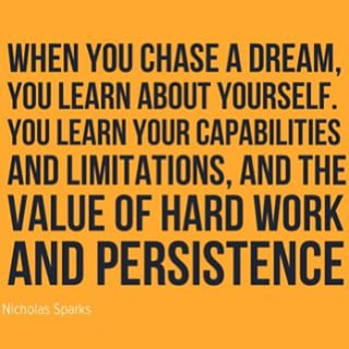 chase your dream