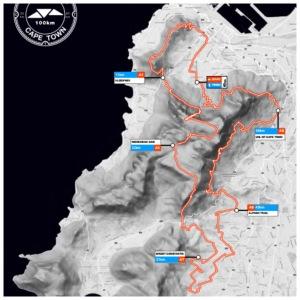 65km Route